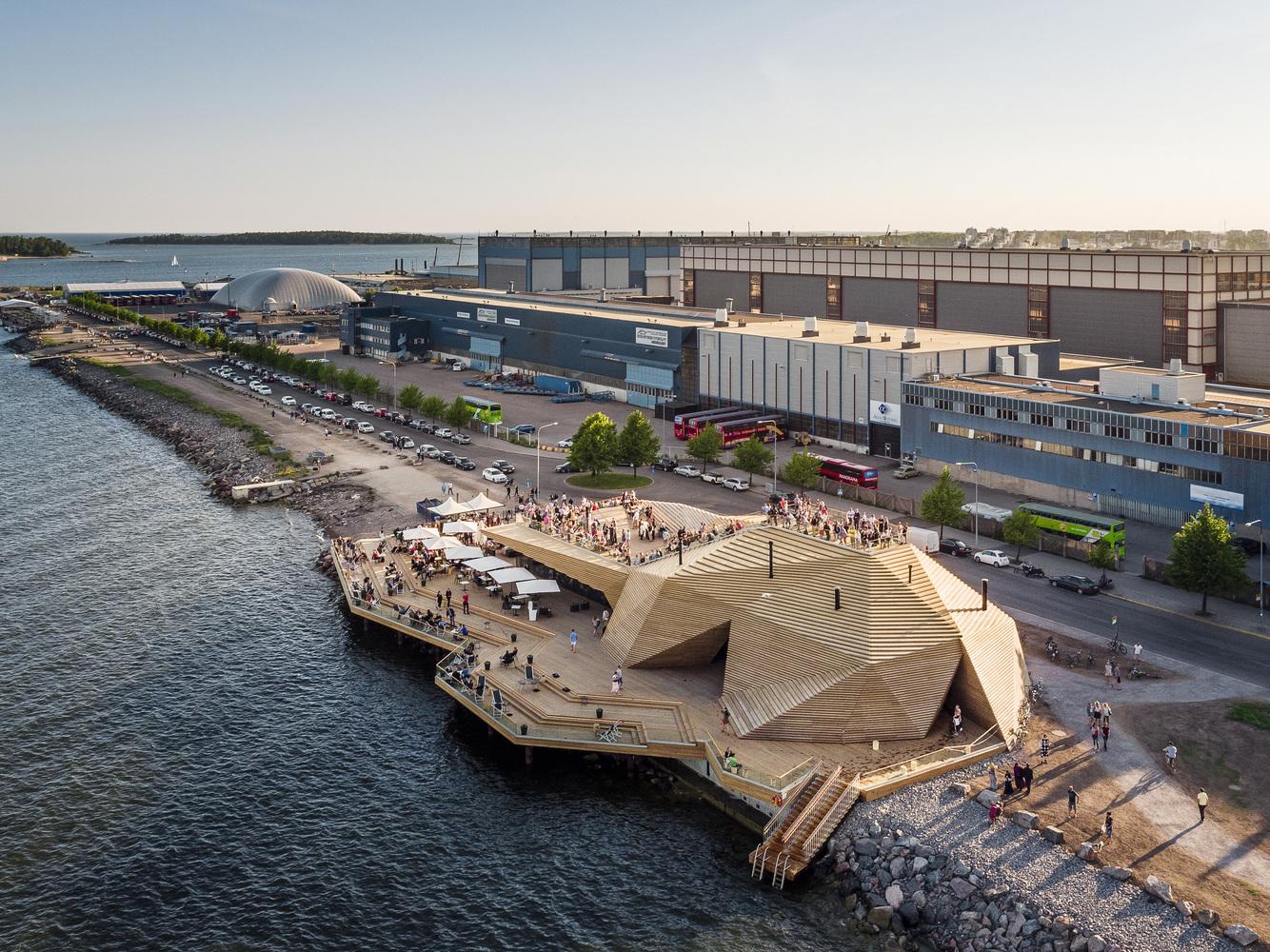 Löyly / Avanto Architects