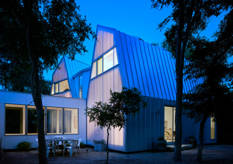 Residencia Laman / A Gruppo Architects, © Dror Baldinger