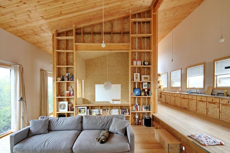 Casa W / SLOW office, © Zhiwei Fei