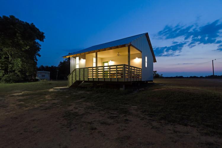 20K House. Image Cortesía de Rural Studio, Auburn University