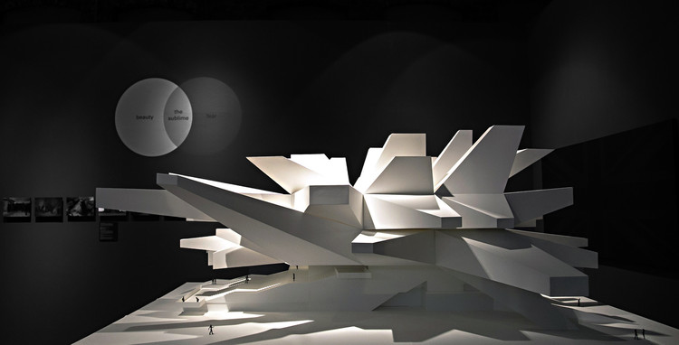 Weather Forms Exhibition by Stallan-Brand , Sublime & Climatic Architecture _ Guggenheim Proposal _ Our weather has become so ingrained in our everyday routines that many of us forget just how profoundly this omnipotent force shapes our design culture.