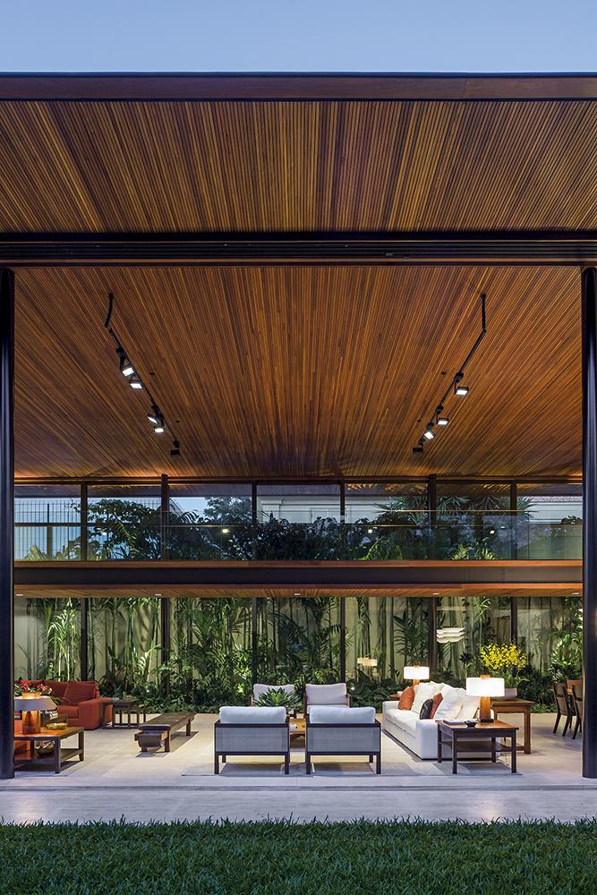Galeria De Casa Mla Jacobsen Arquitetura 6