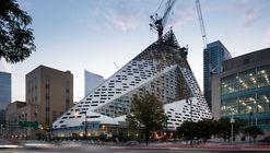 Nueva York en construcción bajo el lente de Fernando Alda