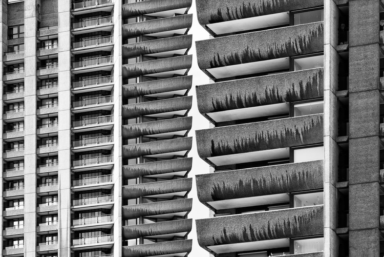 AD Classics: The Barbican Estate / Chamberlin, Powell and Bon Architects, © Joas Souza