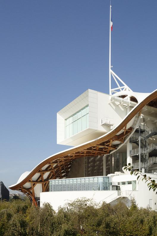 Extensión Restaurant Pompidou Metz / Studiolada Architects, © Luis Diaz Diaz