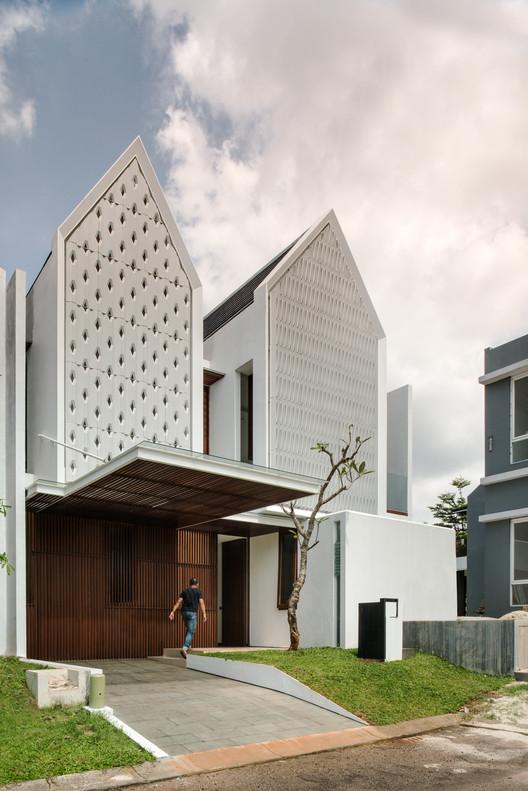 Casa Spouse / Parametr Architecture , © Lindung Soemahardi