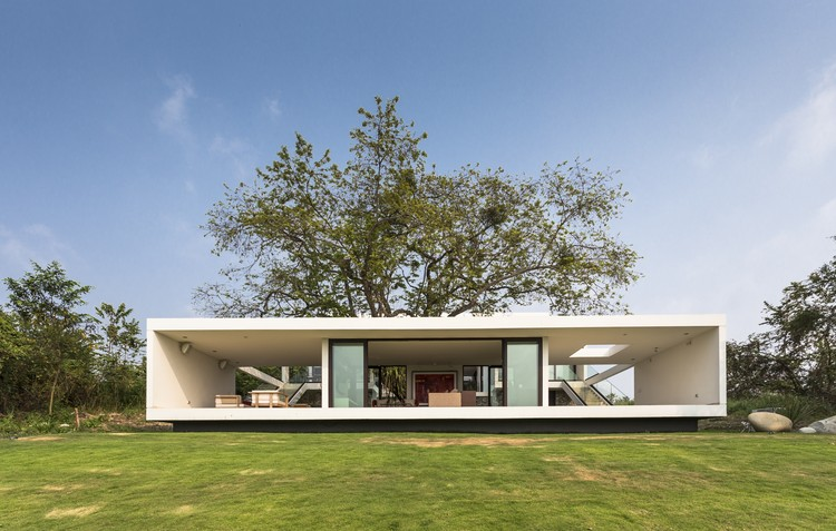 Casa Guazuma / Alberto Zavala Arquitectos, © David Cervera