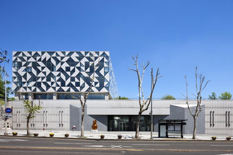 Centro de las artes Soorim / IARC Architects, © Youngchae Park