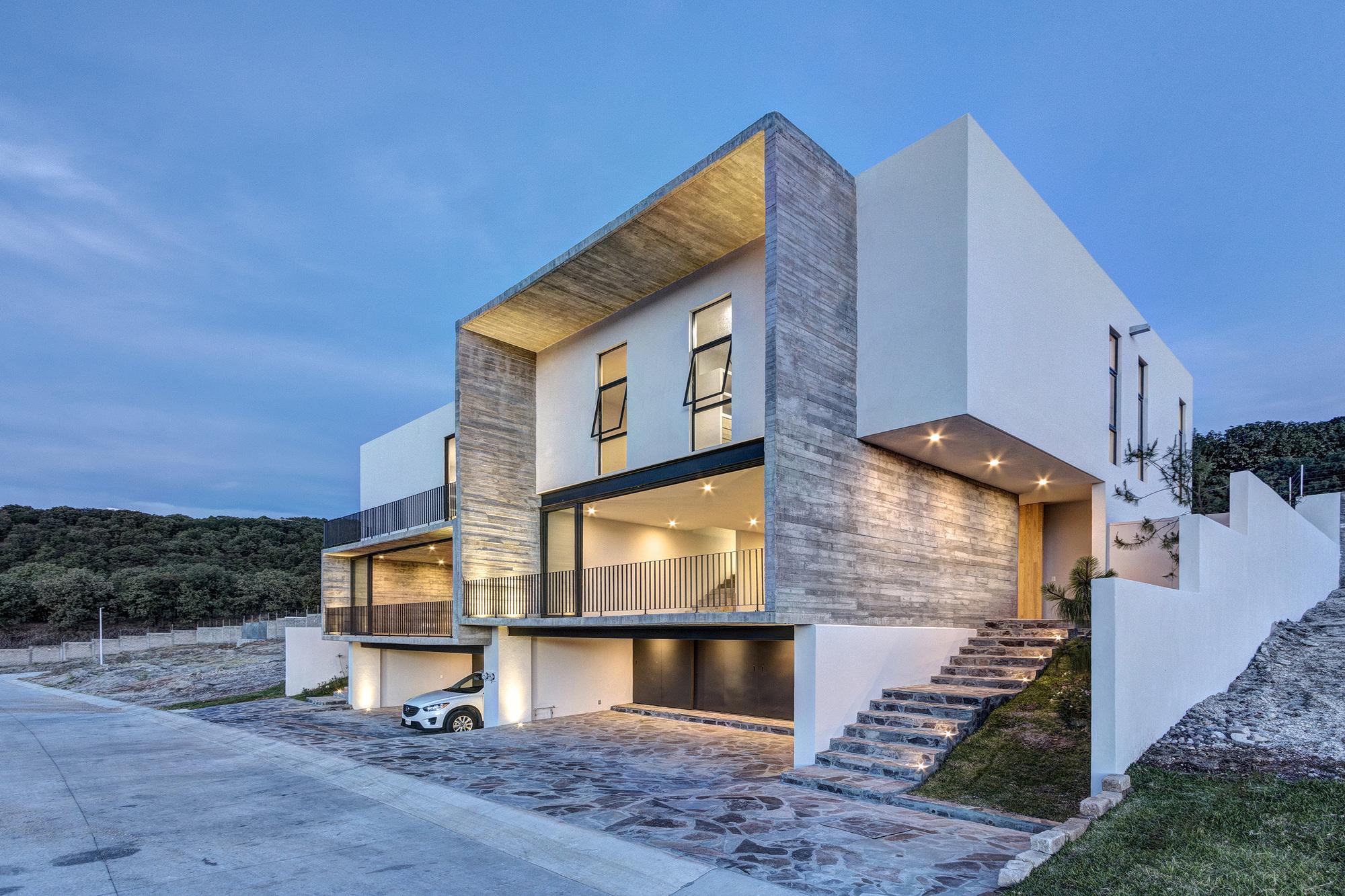 Galer a de casas cuatas la desarrolladora 7 - Casas en la provenza ...