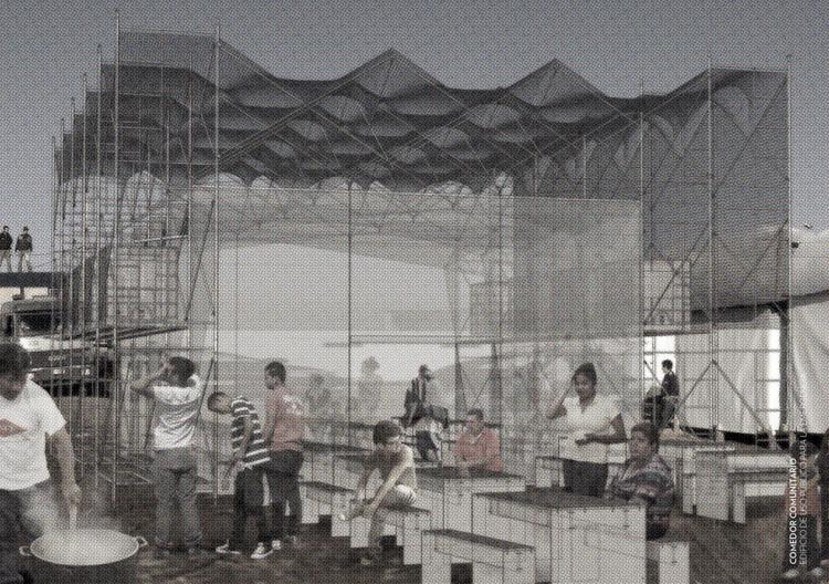 EUPE / Carlos Sfeir Vottero. Image Cortesía de Arquitectura Caliente