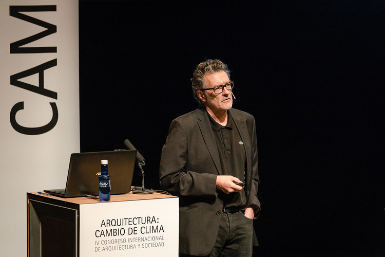 Jean-Philippe Vassal en #CambioDeClima. Image © Imagen Subliminal