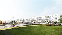 1.61 Arquitectos, tercer lugar en concurso de viviendas sociales Villa 20 en Buenos AIres