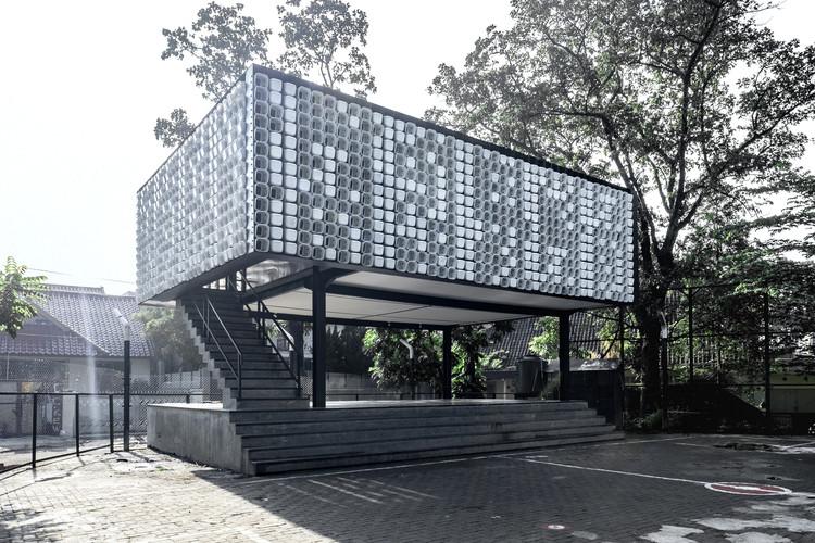 Microbiblioteca Bima / SHAU Bandung , © Sanrok Studio