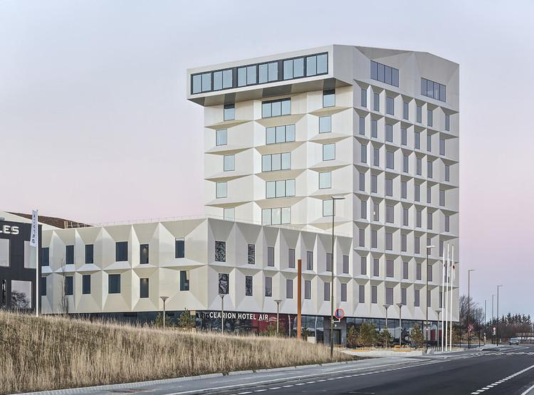 Hotel Clarion Air / KAP, © Sindre Ellingsen