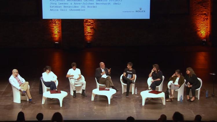 México y Ecuador participaron en la segunda conversación de 'Meeting on Architecture' en la Bienal de Venecia 2016, Cortesía de Bienal de Venecia 2016