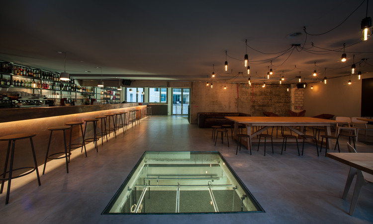Bar & Gimnasio Balboa / helsinkizurich, © Jochen Splett