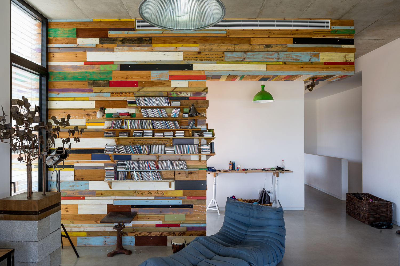 LAHO House,© Sharon Tzarfati