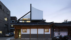 Sinseol-dong Hanok  / CoRe architects