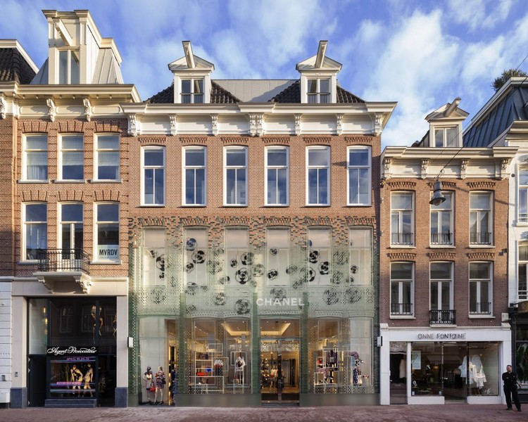 SHOPPING: MVRDV, Crystal Houses, Amsterdam, Netherlands. Image via World Architecture Festival