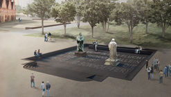 Zeller & Moye Wins Competition to Design Martin Luther Memorial in Berlin