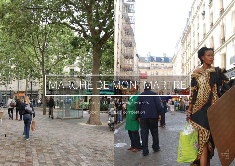 Call for Entries: Montmartre Markets, Marché de Montmartre