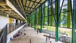 Educational Center 'Montecarlo Guillermo Gaviria Correa' / EDU - Empresa de Desarrollo Urbano de Medellín