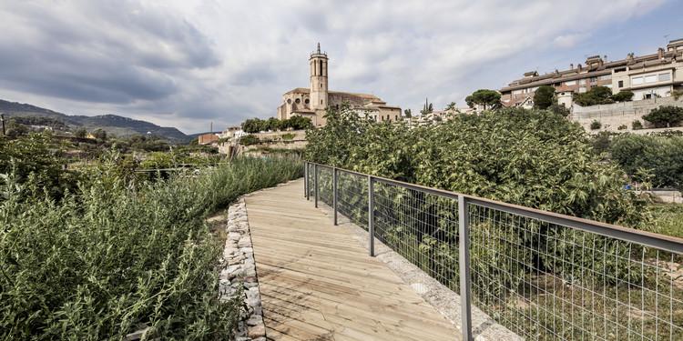 Recuperación del riego de las huertas termales / Cíclica + Cavaa Arquitectes. Image © Adrià Goula