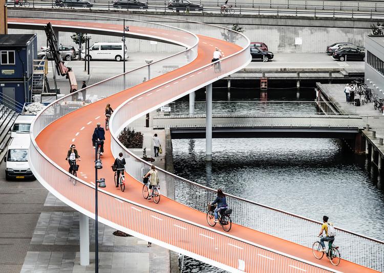 Cykelslangen / DISSING+WEITLING Architecture. Image © Rasmus Hjortshoj