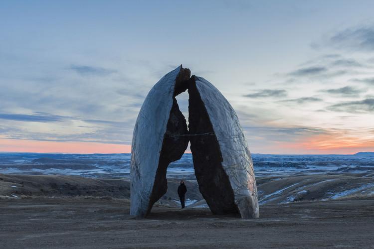 Portal de Beartooth. Imagen Cortesía ENSAMBLE STUDIO