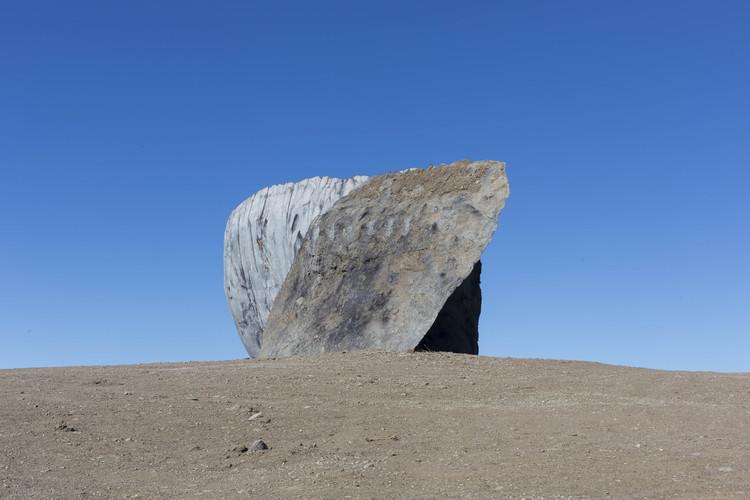 Portal Invertido. Imagen Cortesía ENSAMBLE STUDIO