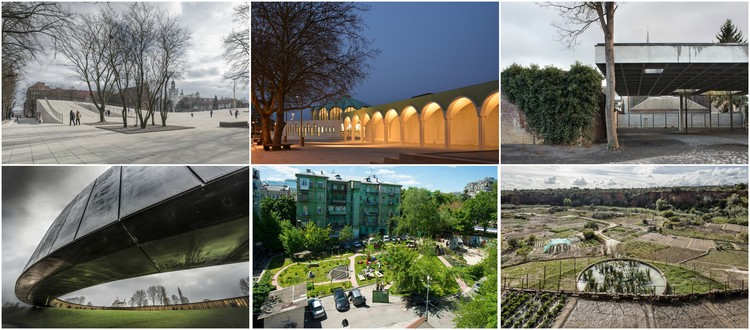Winners of the European Prize for Urban Public Space 2016 Announced