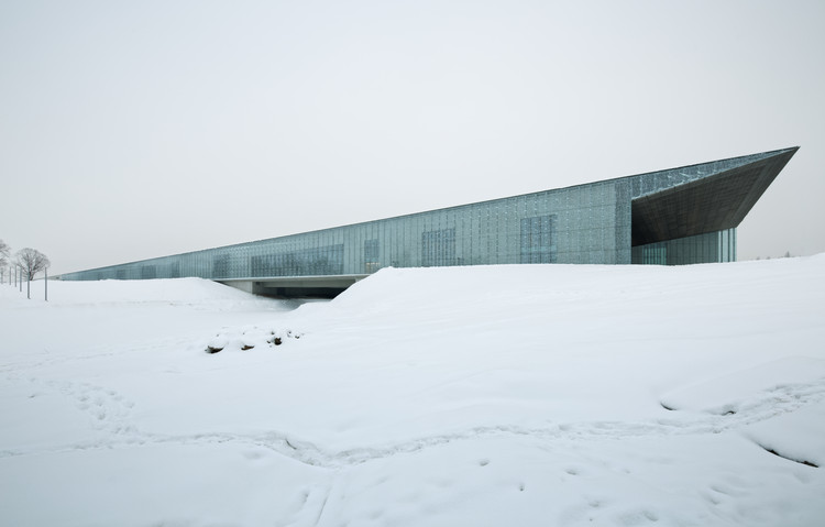 Project of the Month: Estonian National Museum, © Takuji Shimmura
