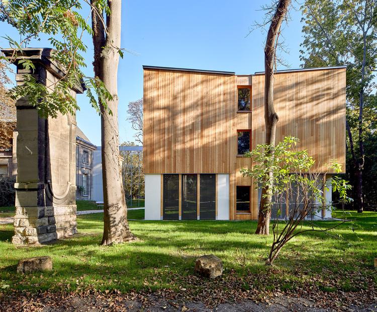 Centro Educativo en La Legión de Honor / Belus & Hénocq Architectes, © Raphaël Chipault