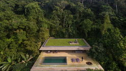 Jungle  House  / Studiomk27 - Marcio Kogan + Samanta Cafardo