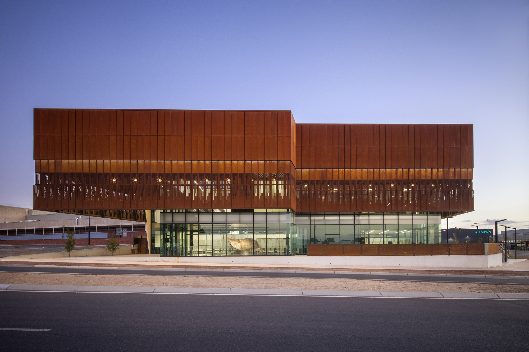 Gallery of australian institute of architects announces for Architects south australia