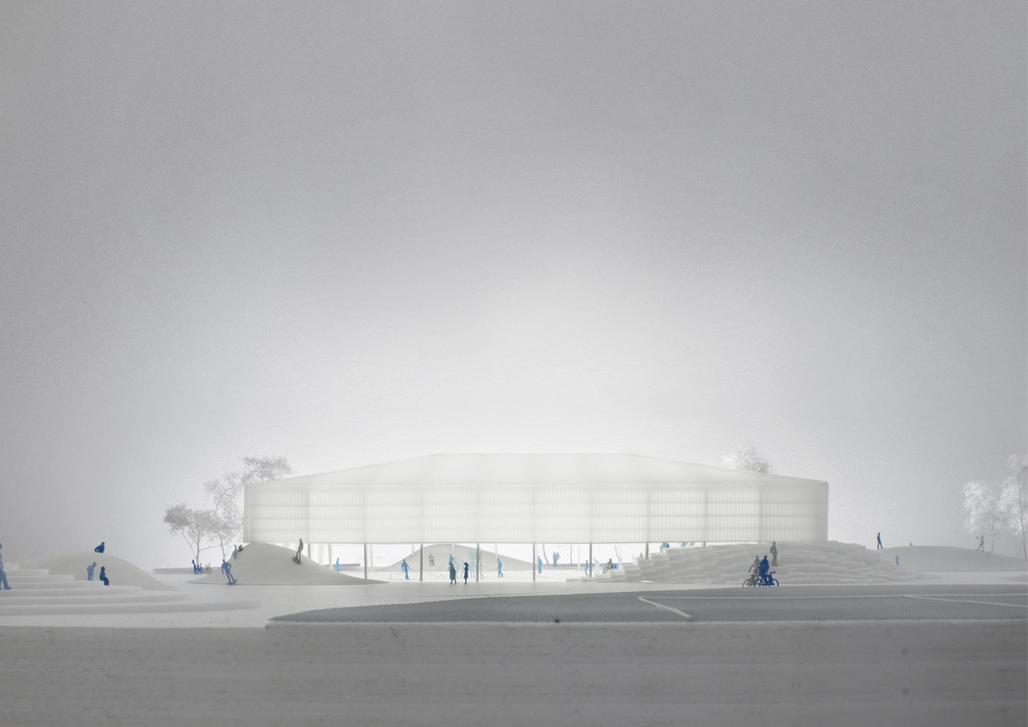 Jaja Architects Activity Landscape