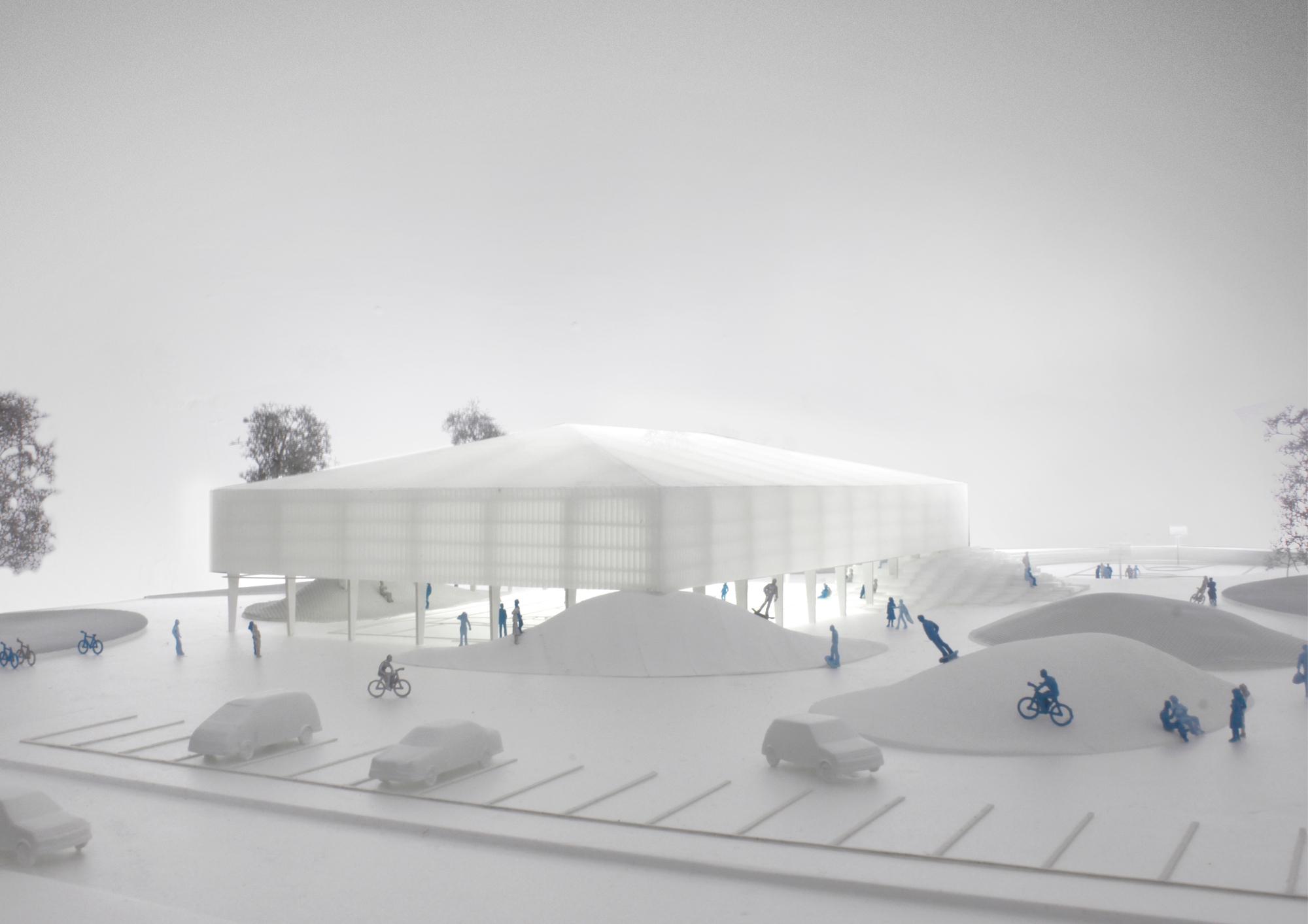 Gallery of activity landscape jaja architects ai 13