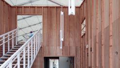 Base y anexo de jardín de infantes Fukumasu  / Yasutaka Yoshimura Architects
