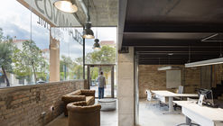 Geocaminos Office  / Arias Recalde Taller de Arquitectura