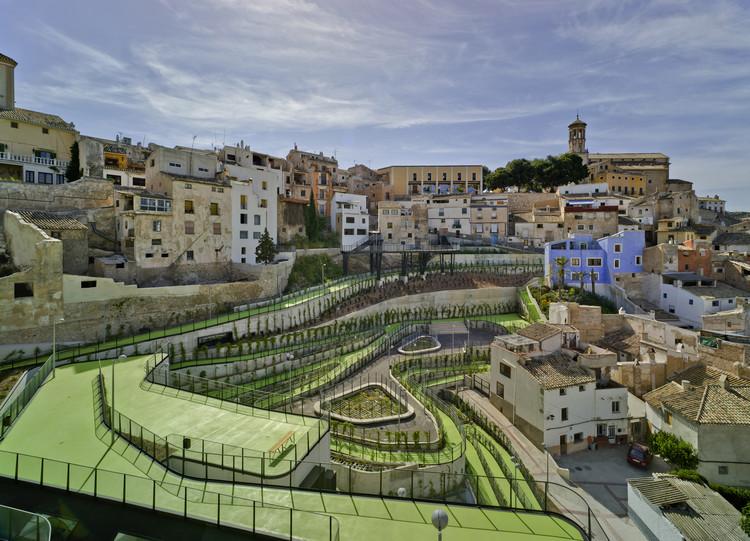 La Misteriosa Historia del Jardín que Produce Agua / Cómo crear historias, © David Frutos