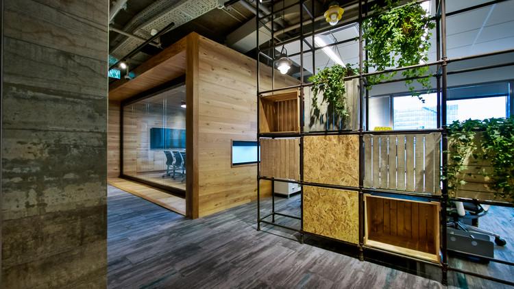 CA Technologies  / Setter Architects , © Itay Sikolski
