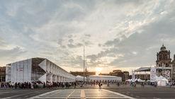 Pabellón de la Feria de las Culturas Amigas 2015 / MMX