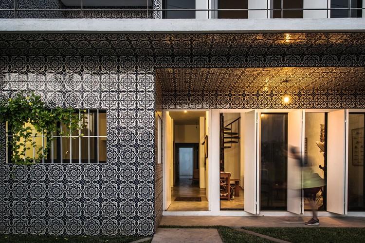 Casa en México  / Peter Pichler Architecture, © Oscar Hernandez