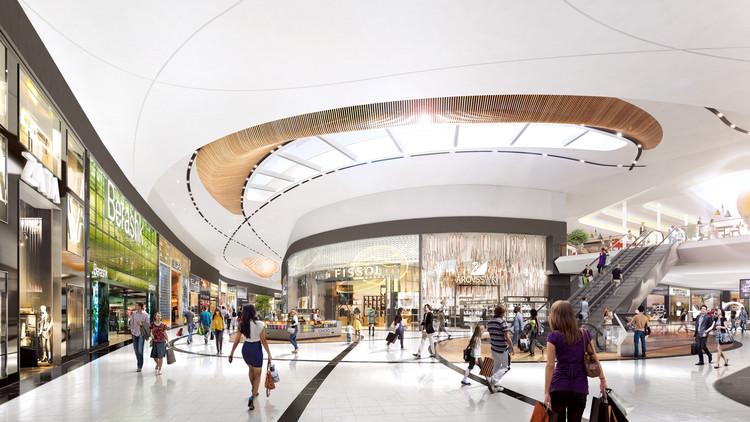 MVSA Architects presenta imágenes del futuro 'Mall of the Netherlands', Cortesía de MVSA Architects