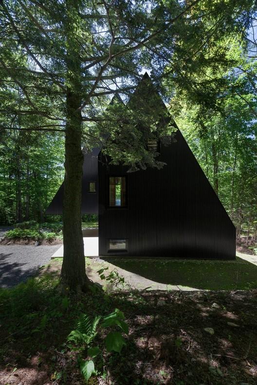 FAHOUSE / Jean Verville architecte, © Maxime Brouillet