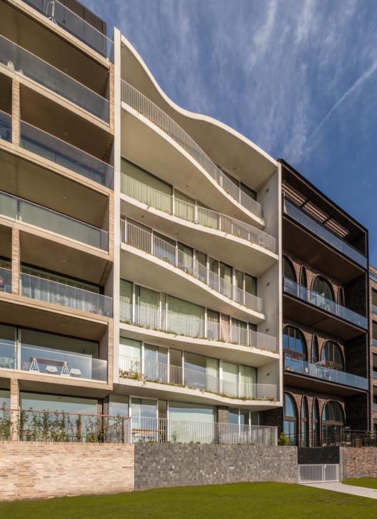 Lofts aan de Amstel / Studioninedots, Cortesía de Studioninedots