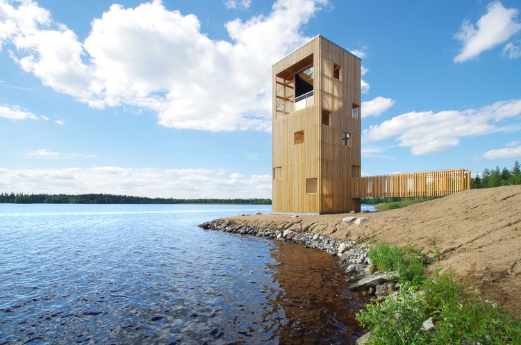 Periscope Tower / OOPEAA, © Anssi Lassila