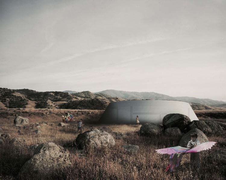 Categoría Cuarto Año: Primer Lugar. Image Cortesía de Arquitectura Caliente