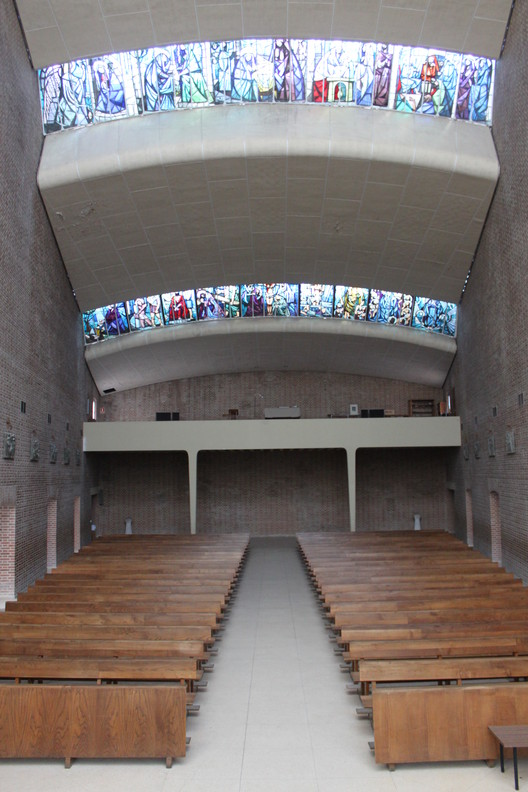 Iglesia. Image © Pablo Guillén Llanos