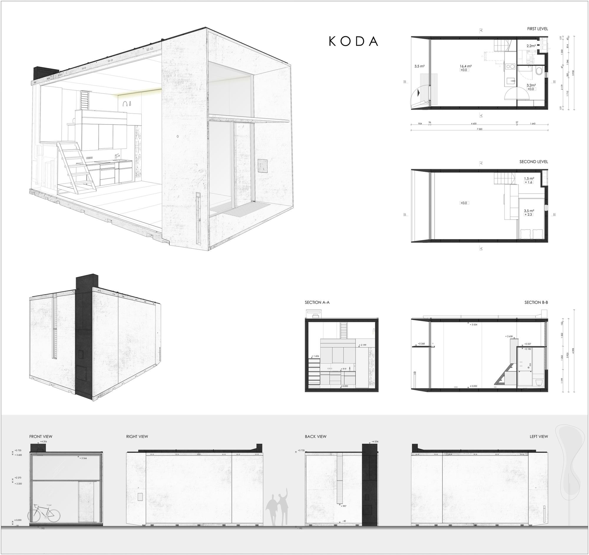 Gallery of koda kodasema 15 for Kodasema maison